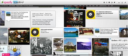 Spezify ein Suchdienst der visuellen Art